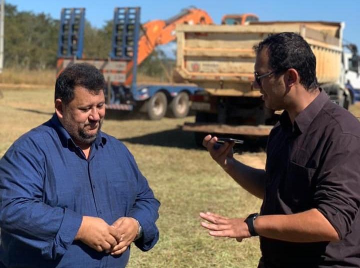 Taborda anuncia Patrulha Rural no Assentamento de Rio Branco do Ivaí