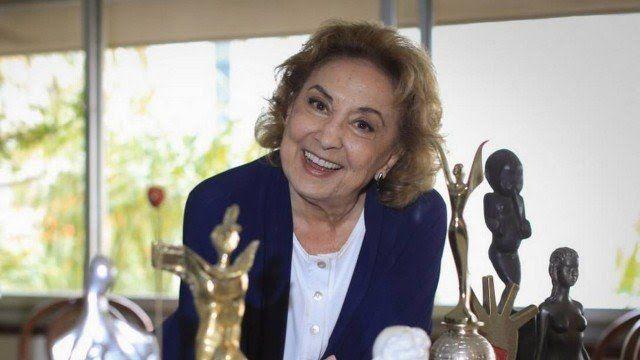 Atriz Eva Wilma, 87 anos, morre vítima de câncer