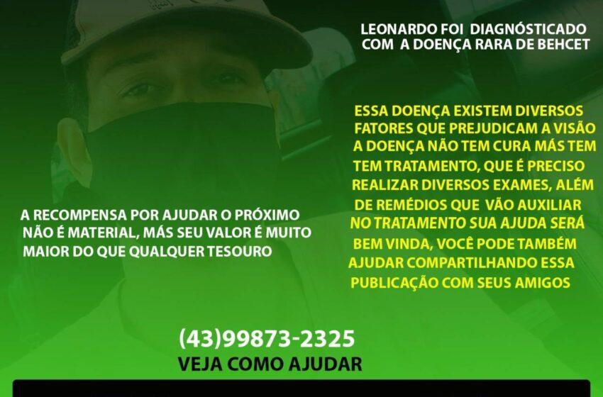 Novo Itacolomi: Jovem pede ajuda para tratamento de saúde