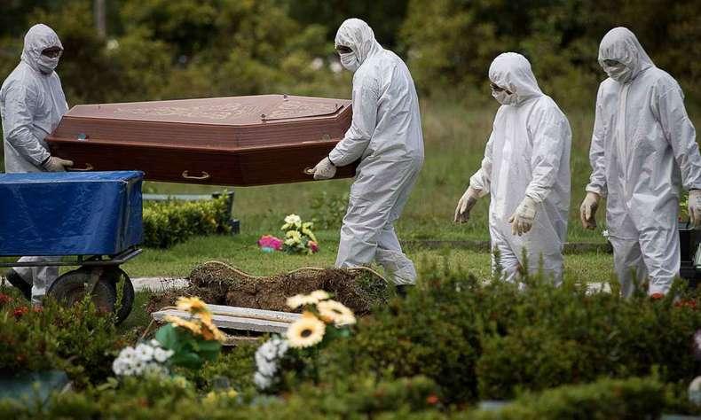 Faxinal contabiliza 65 mortes por Covid-19; Somente em junho dez pessoas já faleceram