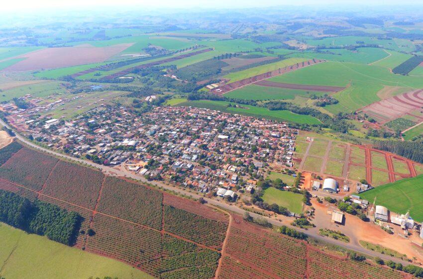 Lidianópolis em pleno desenvolvimento completando 31 anos de emancipação