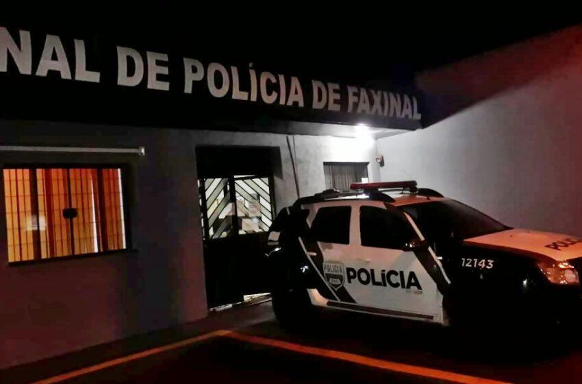 Delegado de Faxinal efetuou novas prisões em Rosário do Ivaí no final de semana