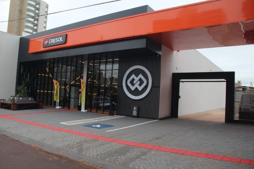 Cresol inaugura nova agência em Campo Mourão