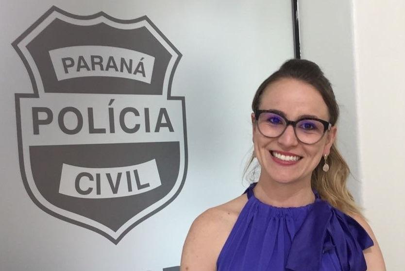 Nova delegada assumiu o comando da Polícia Civil de Ivaiporã
