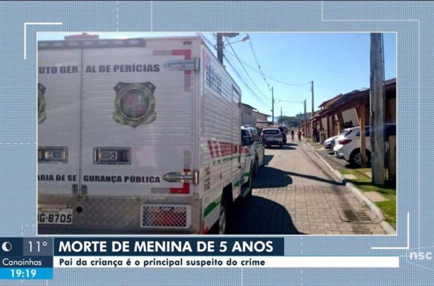 Criança é encontrada morta em casa com sinais de estrangulamento em SC