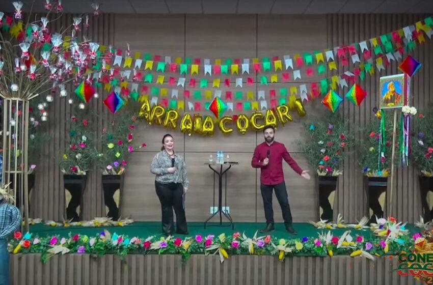 Live Conexão Cocari 2 leva alegria e reflexão a famílias da área de atuação da cooperativa