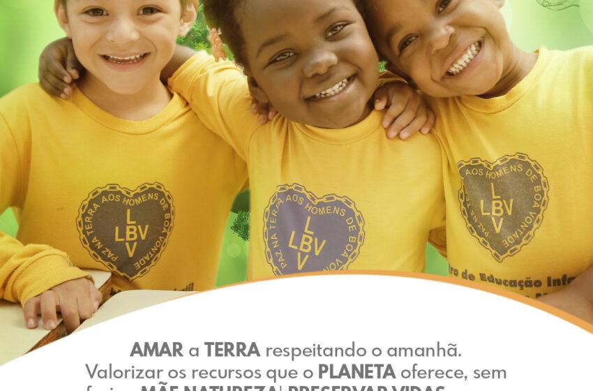 Dia Mundial do Meio Ambiente | LBV