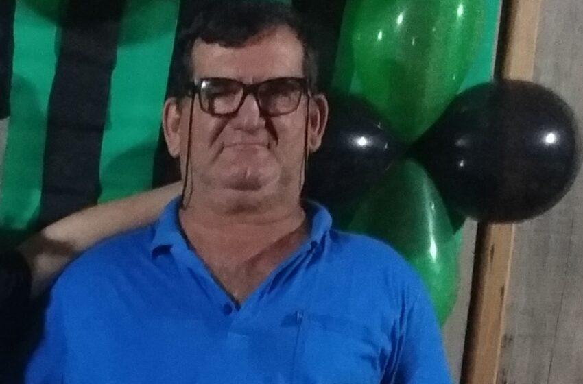 FALECIMENTO de Marino Lopes de Borrazópolis