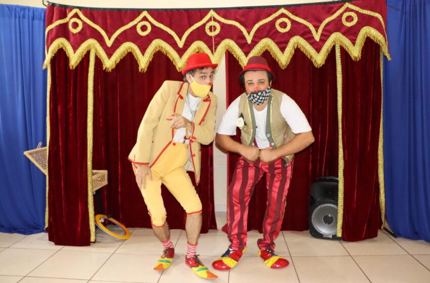 Departamento de Cultura levará teatro às escolas da rede municipal de ensino de Ivaiporã