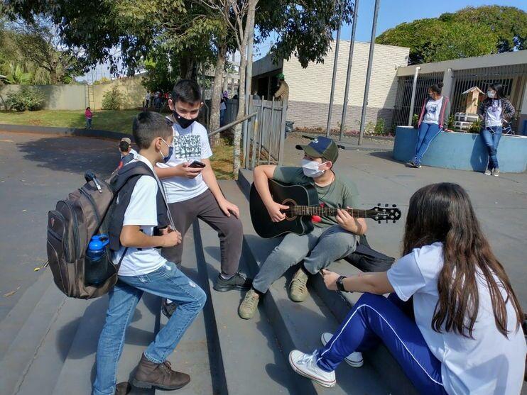 Ivaiporã tem primeira escola da rede estadual no modelo Paraná Integral