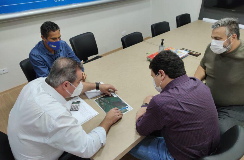 Prefeito de Apucarana e Cambira definem parcerias