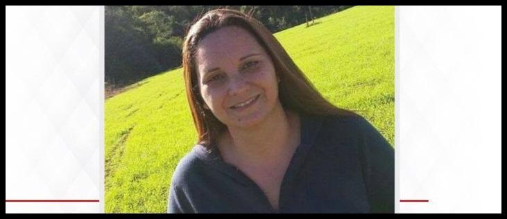 Faleceu a professora Adriana Felipetto de 46 anos, após complicações da Covid-19