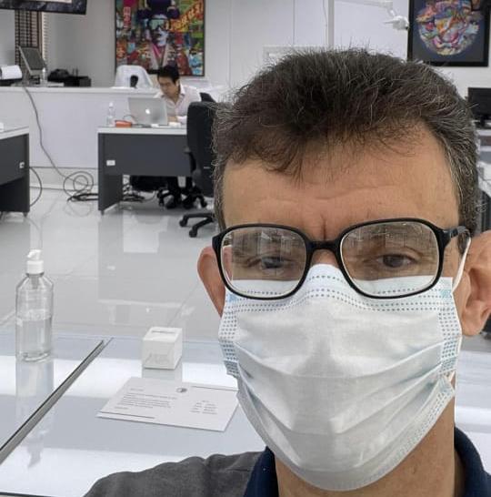 Dentista de São João do Ivaí é finalista de concurso nacional e pede ajuda em votação