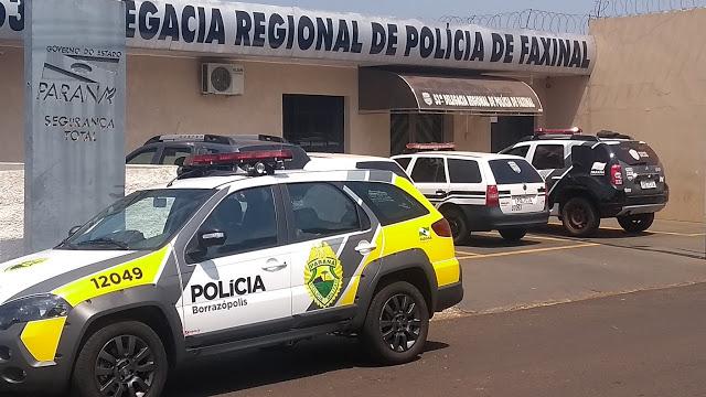 PM registra ocorrência de tráfico de drogas em Borrazópolis