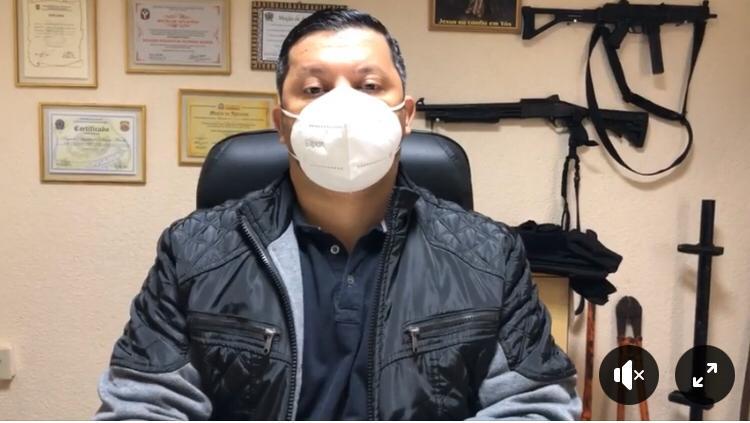 """Lockdown: """"Apenas cumprimos o que está na lei, independente de quem seja"""" afirma delegado após operação em Faxinal"""