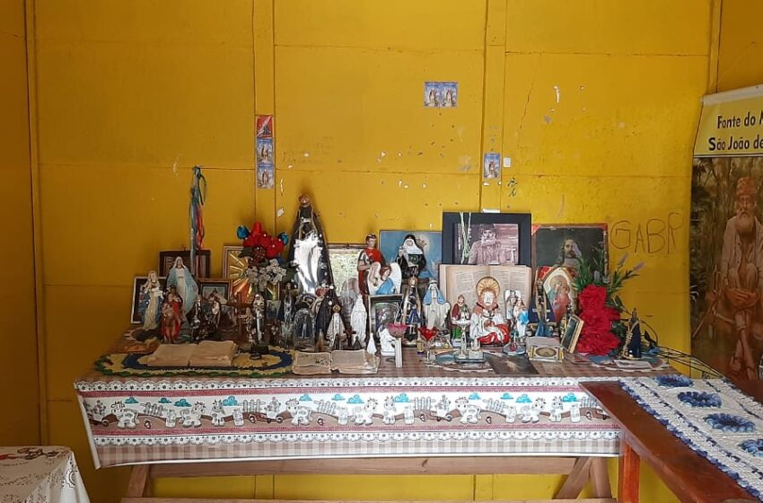 João Maria de Jesus e o Turismo Religioso