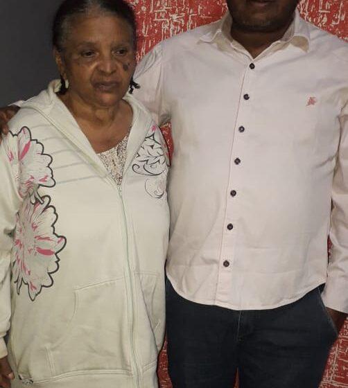 FALECIMENTO em Kaloré de Dona Alice da Silva, mãe do ex-vereador Bazuca