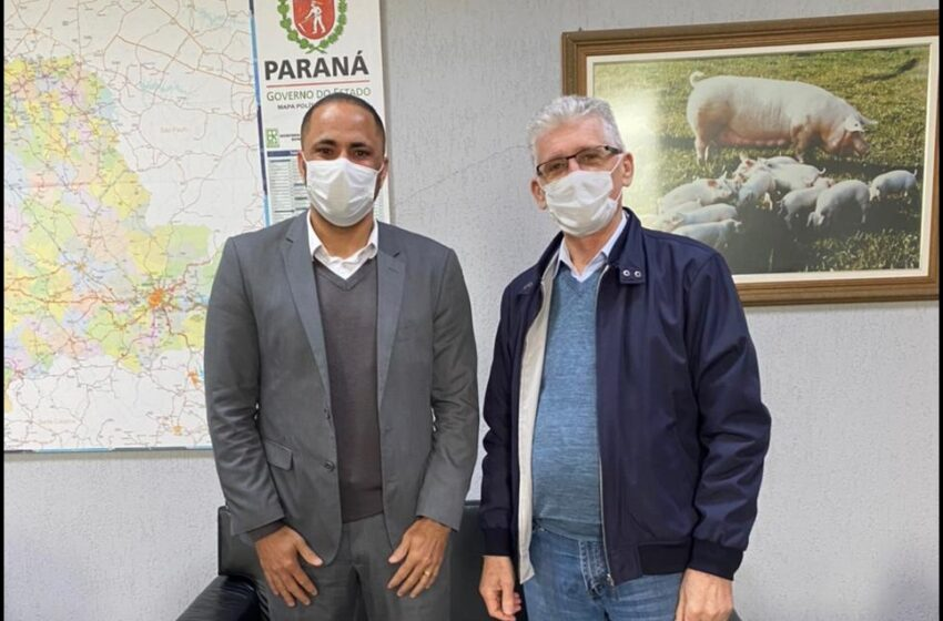 Deputado Do Carmo anuncia quase dois milhões de recursos para Grandes Rios