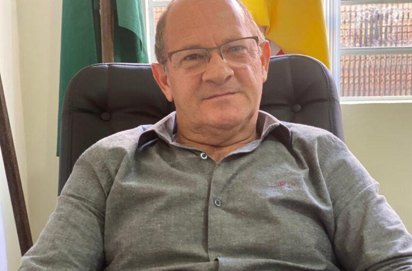 """""""Estamos focados em ações na saúde e geração de emprego"""" diz Natal, prefeito de Cruzmaltina"""
