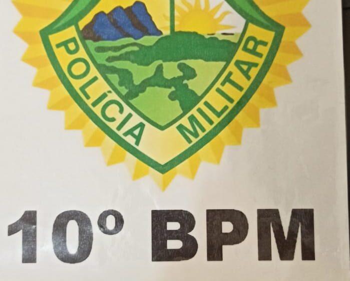 PM de Kaloré aborda moto na Avenina Paraná e encontra maconha