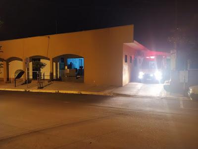Morador do distrito de Pouso Alegre é atropelado por carro na PR-082