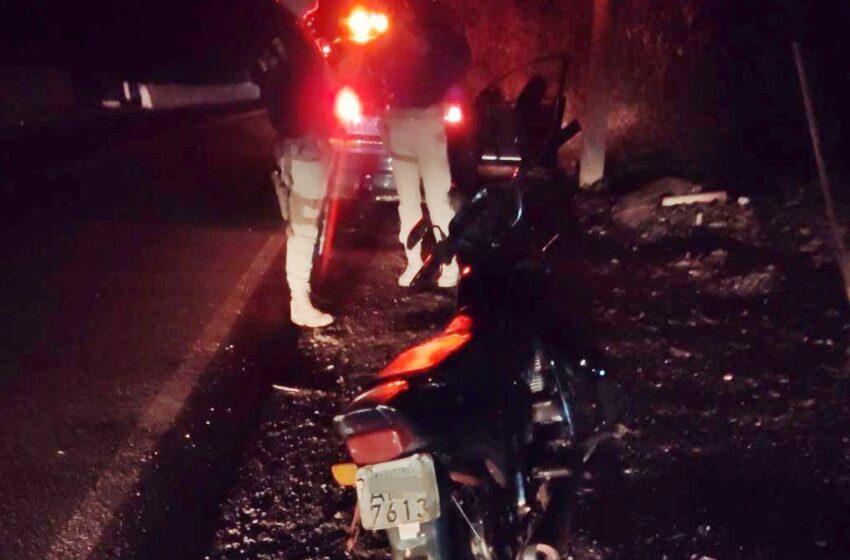 Quatro motociclistas foram flagrados cometendo imprudências entre Mauá e Marilândia