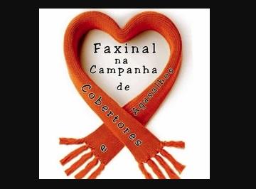 Assistência Social de Faxinal realiza a Campanha do Agasalho
