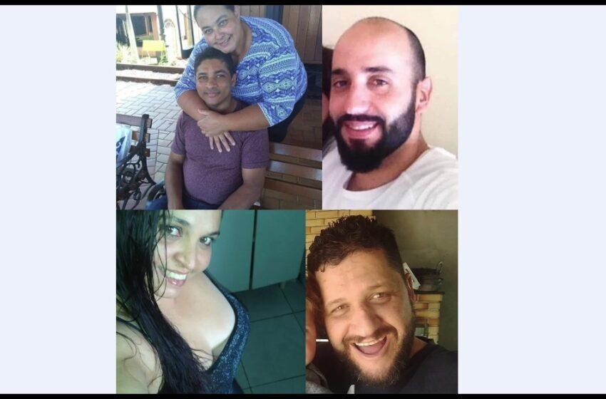Seis jovens faleceram vítimas da Covid-19, na mesma semana em Arapongas