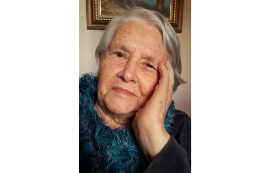 Tristeza com a morte da Dona Dinorá Fabris, aos 90 anos, em São João do Ivaí