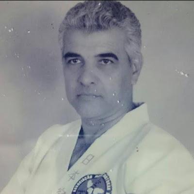 Professor de Karatê morre de Covid-19 aos 64 anos, em Borrazópolis