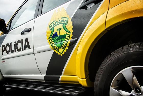 Rapaz é preso após agredir mulher gravida de 7 meses, em Ivaiporã