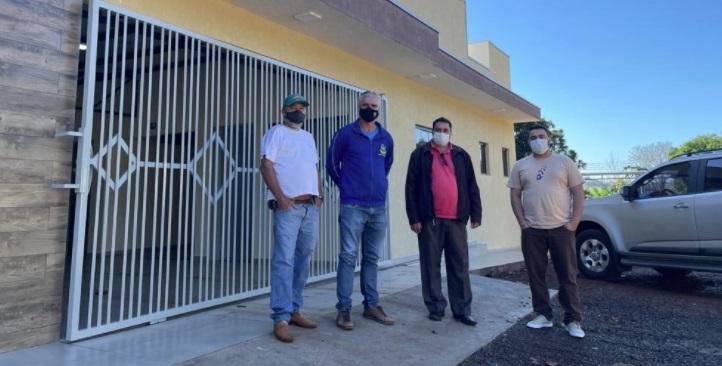 APAE de Godoy Moreira recebe ampliação e melhorias através de parceria com a prefeitura