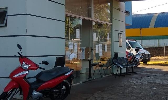 Borrazópolis: Homem é socorrido e encaminhado ao Hospital