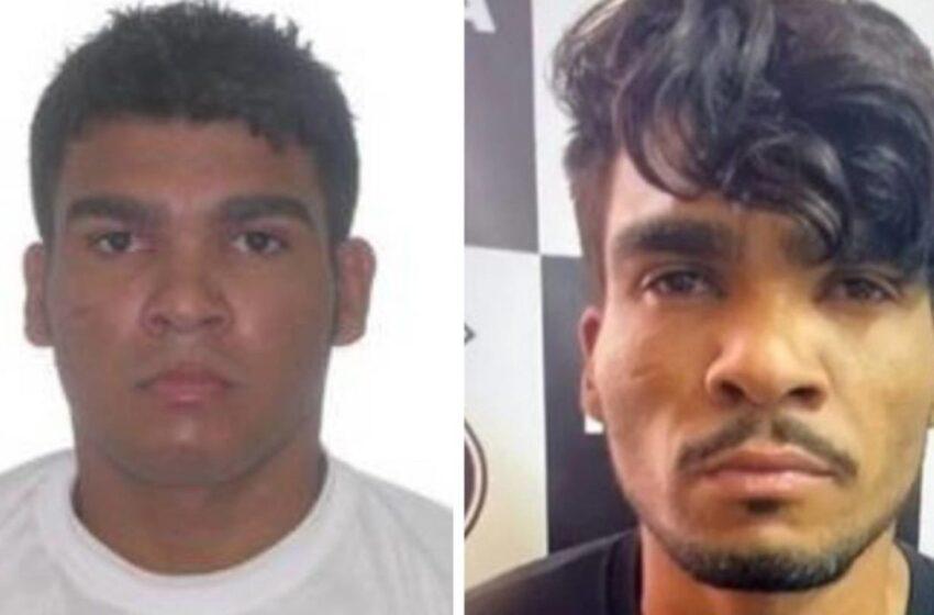 Lázaro Barbosa é preso pela polícia em Águas Lindas de Goiás