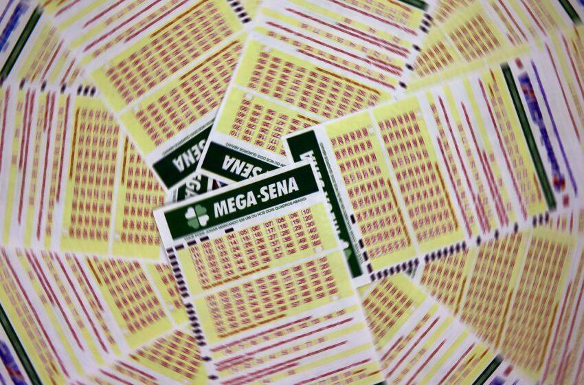 Mega-Sena sorteia nesta quarta-feira prêmio estimado de R$ 2,5 milhões