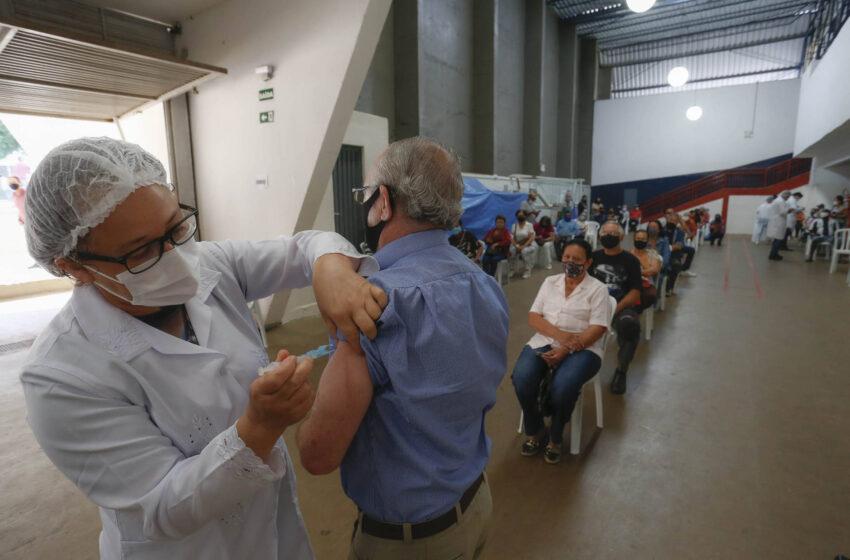Paraná ultrapassa 5 milhões de doses aplicadas contra a Covid-19