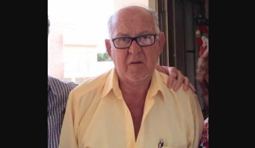 Tristeza com a morte do pioneiro José Lauro Osório em Faxinal
