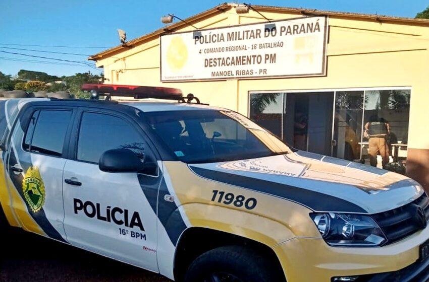 Mulher embriagada investe contra funcionária de Posto de Combustível em Manoel Ribas por causa de uma cerveja