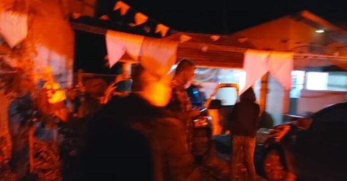 Fiscalização e PM interrompem festa junina em Jandaia do Sul
