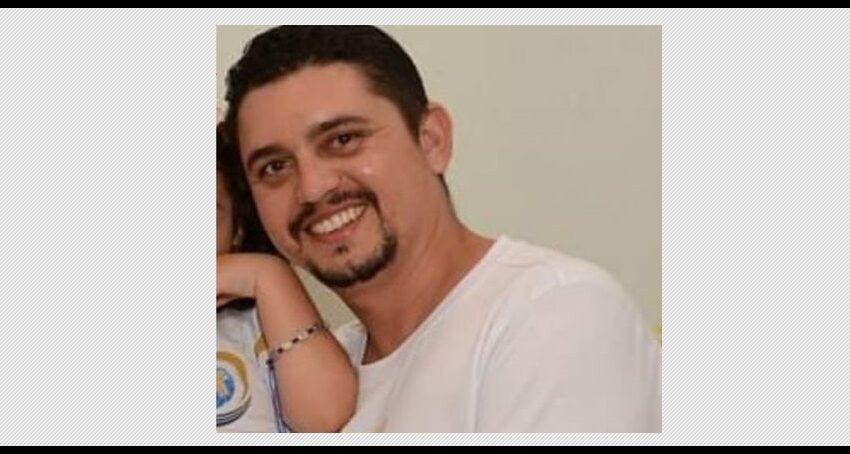 Tristeza com a morte do jovem André Paulino Estácio, de 33 anos, vitima da Covid-19 em Apucarana