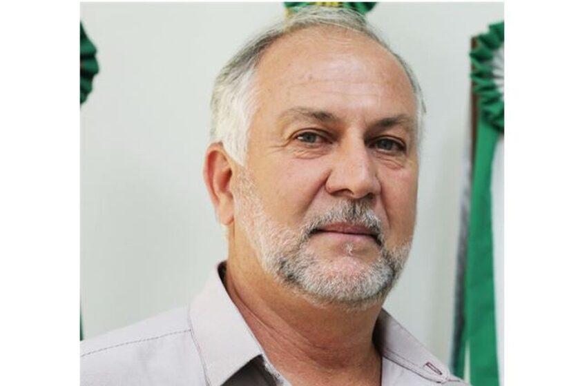 Prefeito de cidade do Paraná morre vítima da Covid-19