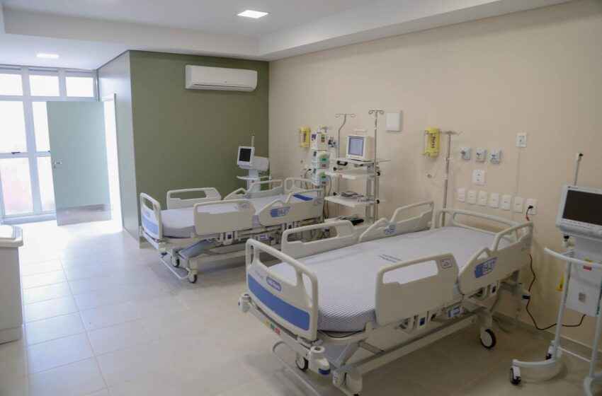 Estado ativa novos leitos exclusivos para tratamento da Covid-19 em Apucarana