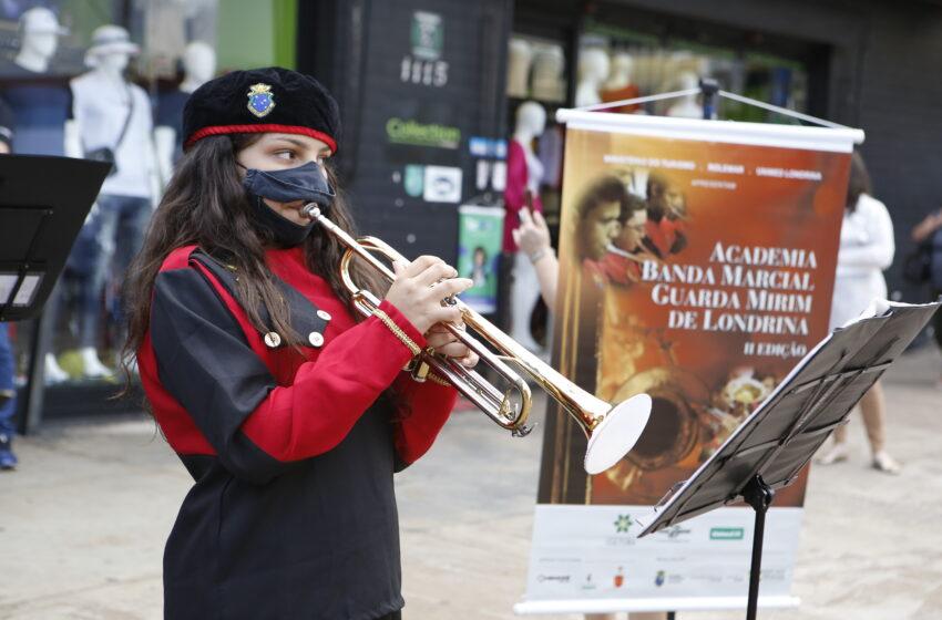 BRDE apoia projeto musical de Londrina com crianças e adolescentes em situação de vulnerabilidade