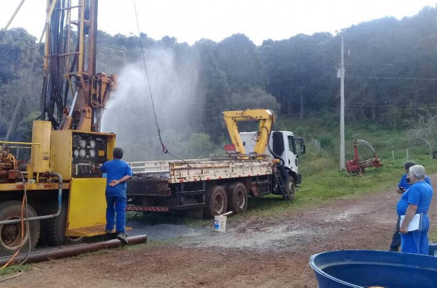 Serviços de perfuração de poços devem ser regularizados junto ao IAT