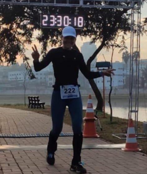 Paranaense Silvia Carvalho Tristão garante vaga na seleção brasileira de ultramaratonistas