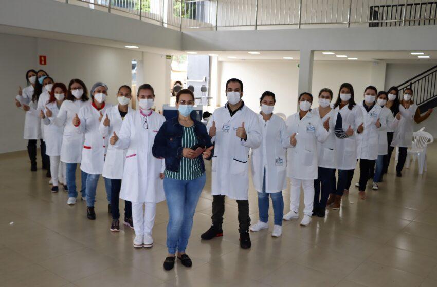 Prefeitura de Ivaiporã vacina população com 50 anos contra Covid-19 e atinge 60,34% com 1ª dose