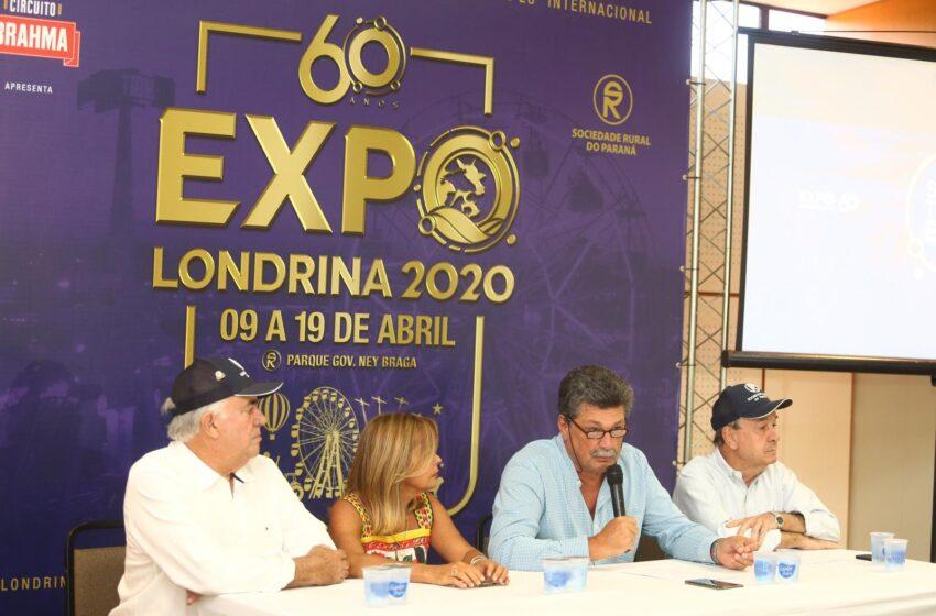 Sociedade Rural do Paraná adia edição da ExpoLondrina para abril de 2022