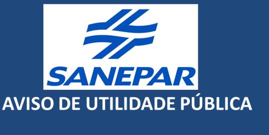 Sanepar avisa falta de água em Marilândia do Sul