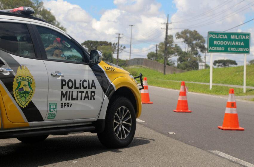 Polícia Rodoviária Estadual intensifica fiscalização nas estradas estaduais durante o feriado