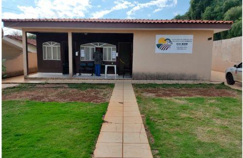 Rio Bom ganha nova sede da Secretaria Municipal de Agricultura, nesta terça-feira, 22
